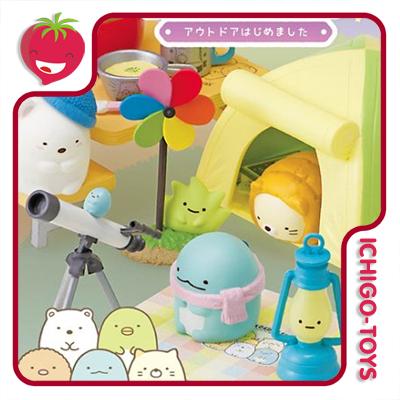 Re-ment Sumikko Gurashi Starry Sky Camp Outdoor - Coleção completa!  - Ichigo-Toys Colecionáveis