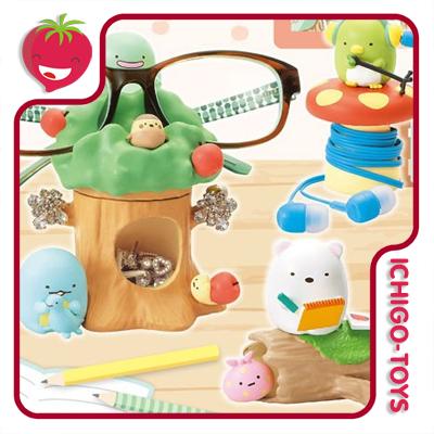 Re-ment Sumikko Gurashi Desktop Forest - avulsos!  - Ichigo-Toys Colecionáveis