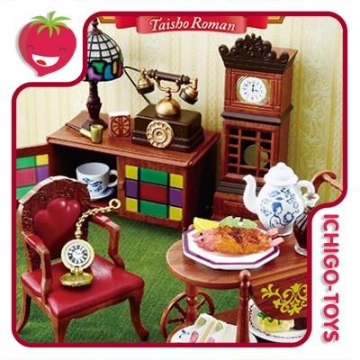 Re-ment Taisho Romance - Coleção completa!  - Ichigo-Toys Colecionáveis