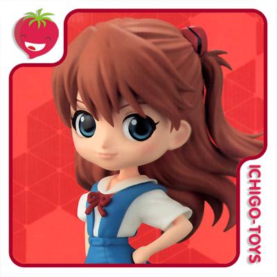 Rebuild of Evangelion Qposket - Asuka Langley Shikinami  - Ichigo-Toys Colecionáveis