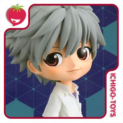 Rebuild of Evangelion Qposket - Kaworu Nagisa  - Ichigo-Toys Colecionáveis