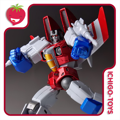 Revoltech 046 - Star Scream - Transformers  - Ichigo-Toys Colecionáveis