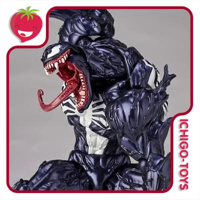 Revoltech Amazing Yamaguchi 003 - Venom - The Amazing Spider Man  - Ichigo-Toys Colecionáveis