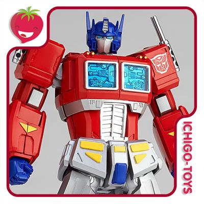 Revoltech Amazing Yamaguchi 014 - Convoy / Optimus Prime - Transformers  - Ichigo-Toys Colecionáveis