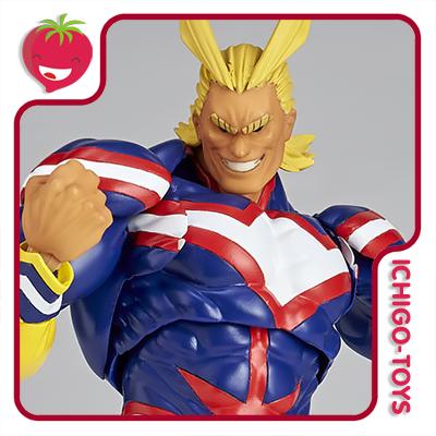 Revoltech Amazing Yamaguchi 019 - All Might - My Hero Academia  - Ichigo-Toys Colecionáveis