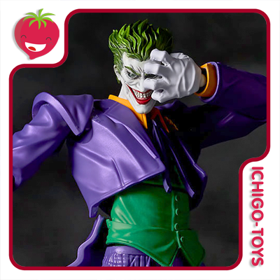 Revoltech Amazing Yamaguchi 021 - Joker - Batman  - Ichigo-Toys Colecionáveis