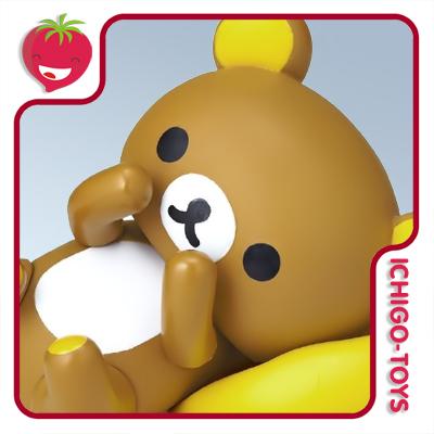 Revoltech Character Revo 001 - Rilakkuma - Rilakkuma  - Ichigo-Toys Colecionáveis