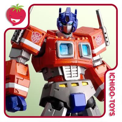Revoltech Legacy LR 008 - Convoy / Optimus Prime - Transformers  - Ichigo-Toys Colecionáveis