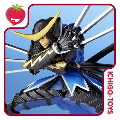 Revoltech Mini RM 004 - Masamune Date - Sengoku Basara  - Ichigo-Toys Colecionáveis