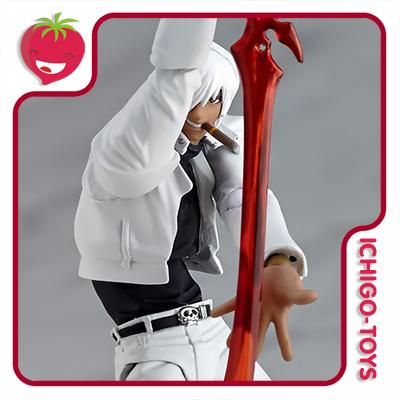 Revoltech Mini RM 014 - Zapp Renfro - Kekkai Sensen  - Ichigo-Toys Colecionáveis