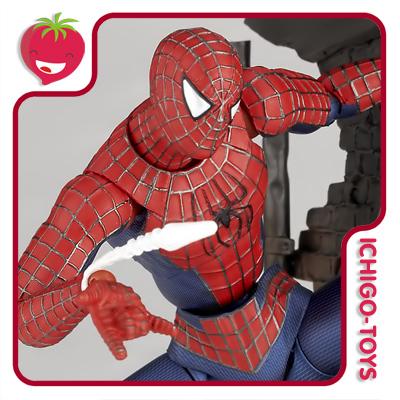 Revoltech Sci-Fi 039 - Spider Man - Spider Man 3  - Ichigo-Toys Colecionáveis