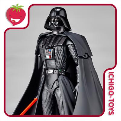 Revoltech Star Wars Revo 001 - Darth Vader - Star Wars  - Ichigo-Toys Colecionáveis