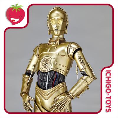Revoltech Star Wars Revo 003 - C-3PO - Star Wars  - Ichigo-Toys Colecionáveis