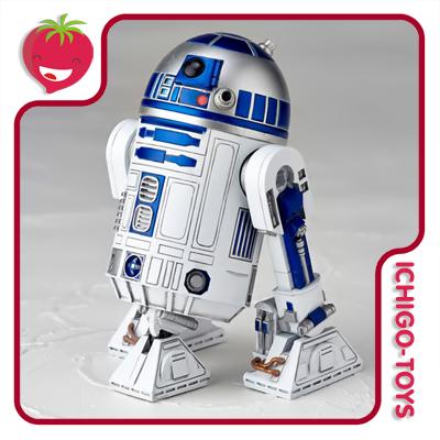 Revoltech Star Wars Revo 004 - R2-D2 - Star Wars  - Ichigo-Toys Colecionáveis