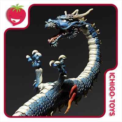 Revoltech Takeya Shiki 04 - Dragon - Jizai Okimono  - Ichigo-Toys Colecionáveis