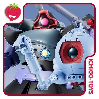 Robot Damashii SIDE MS Tamashii Web Exclusive - MS-09R Rick Dom and RB-79 Ball ver. A.N.I.M.E. - Mobile Suit Gundam  - Ichigo-Toys Colecionáveis