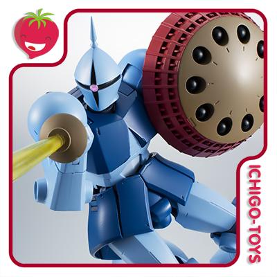 Robot Damashii SIDE MS - YMS-15 Gyan ver. A.N.I.M.E. - Mobile Suit Gundam  - Ichigo-Toys Colecionáveis