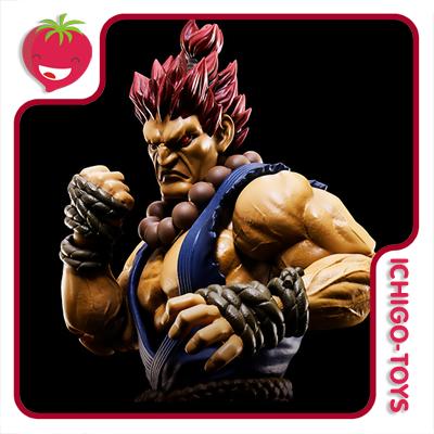 S.H. Figuarts - Akuma / Gouki - Street Fighter  - Ichigo-Toys Colecionáveis