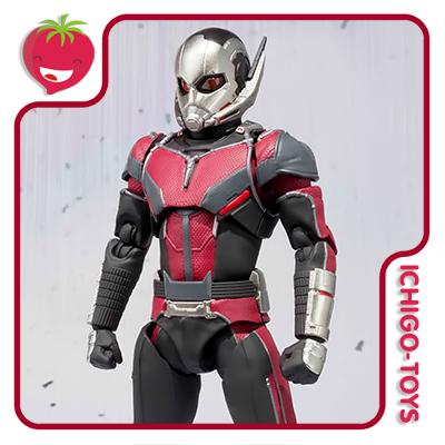 S.H. Figuarts - Ant-Man - Captain America: Civil War  - Ichigo-Toys Colecionáveis