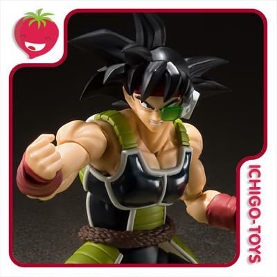 S.H. Figuarts - Bardock - Dragon Ball Z  - Ichigo-Toys Colecionáveis