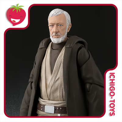 S.H. Figuarts - Ben Kenobi - Star Wars: Return of the Jedi  - Ichigo-Toys Colecionáveis