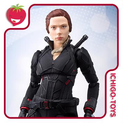 S.H. Figuarts - Black Widow - Avengers: End Game  - Ichigo-Toys Colecionáveis