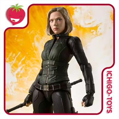 S.H. Figuarts - Black Widow - Avengers: Infinity War  - Ichigo-Toys Colecionáveis