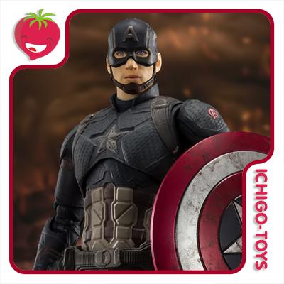 S.H. Figuarts - Captain America Final Battle - Avengers: End Game  - Ichigo-Toys Colecionáveis