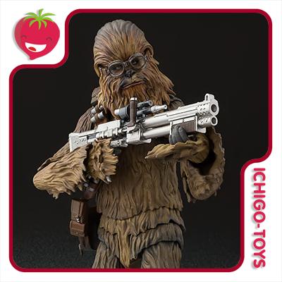 S.H. Figuarts - Chewbacca - Han Solo: A Star Wars Story  - Ichigo-Toys Colecionáveis