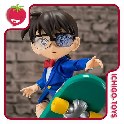 S.H. Figuarts - Conan Edogawa Tsuiseki Hen - Detective Conan  - Ichigo-Toys Colecionáveis