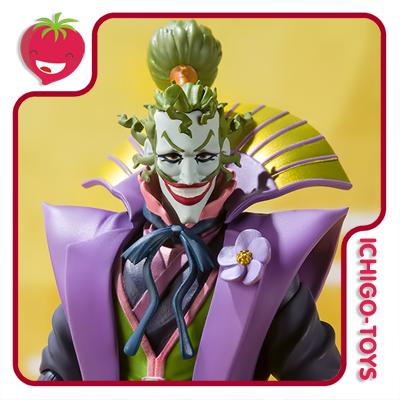 S.H. Figuarts - Dairokuten Maou Joker - Batman Ninja  - Ichigo-Toys Colecionáveis
