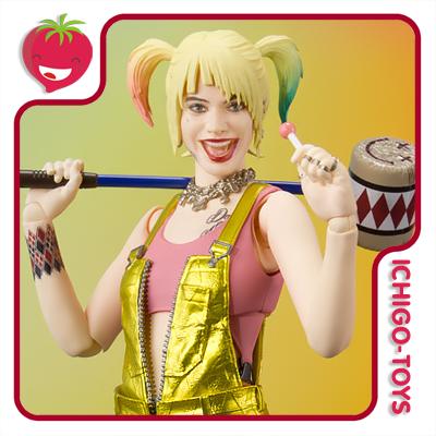 S.H. Figuarts - Harley Quinn - Birds of Prey  - Ichigo-Toys Colecionáveis