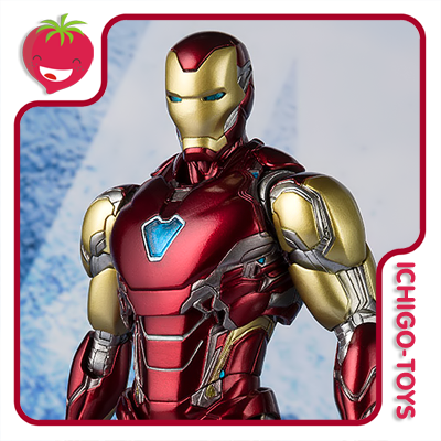 S.H. Figuarts - Iron Man Mark 85 - Avengers: End Game  - Ichigo-Toys Colecionáveis