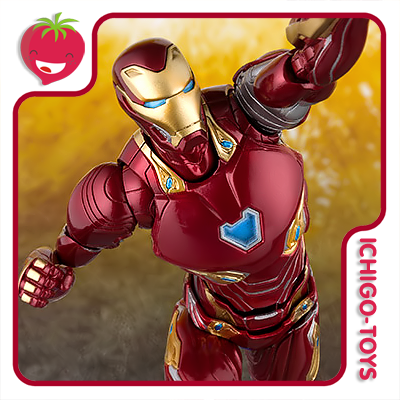 S.H. Figuarts - Iron Man Mark 50 - Avengers: Infinity War  - Ichigo-Toys Colecionáveis