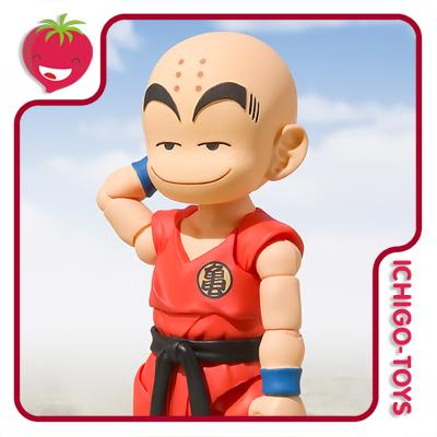 S.H. Figuarts - Kid Kuririn - Dragon Ball  - Ichigo-Toys Colecionáveis
