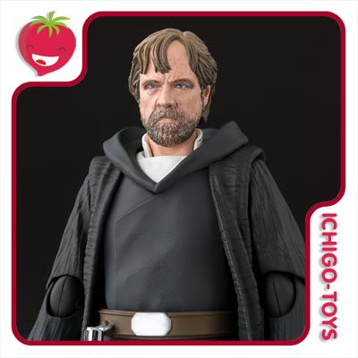 S.H. Figuarts - Luke Skywalker Battle of Crait - Star Wars: The Last Jedi  - Ichigo-Toys Colecionáveis