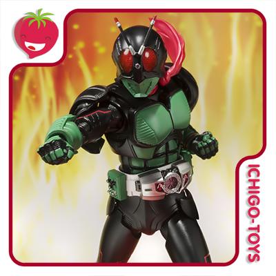 S.H. Figuarts - Masked Rider 1 Go - Superhero Year: Kamen Rider 1  - Ichigo-Toys Colecionáveis