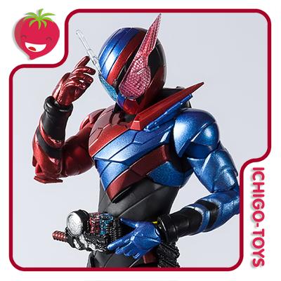 S.H. Figuarts (Best Selection) - Masked Rider Build Rabbit Tank Form - Masked Rider Build  - Ichigo-Toys Colecionáveis