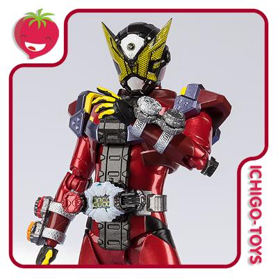 S.H. Figuarts - Masked Rider Geiz - Masked Rider Zi-O  - Ichigo-Toys Colecionáveis