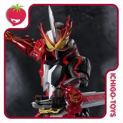 S.H. Figuarts - Masked Rider Saber Brave Dragon - Masked Rider Saber  - Ichigo-Toys Colecionáveis