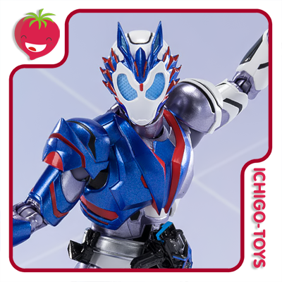 S.H. Figuarts - Masked Rider Vulcan Shooting Wolf - Masked Rider Zero-One  - Ichigo-Toys Colecionáveis