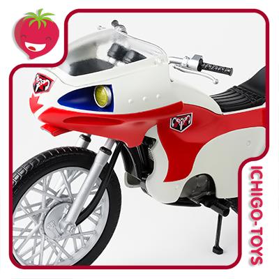 S.H. Figuarts - New Cyclone (Shinkocchou Seihou) - Masked Rider  - Ichigo-Toys Colecionáveis