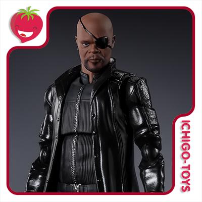 S.H. Figuarts - Nick Fury - Avengers  - Ichigo-Toys Colecionáveis