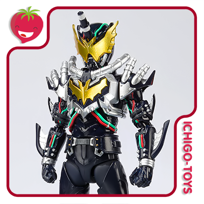 S.H. Figuarts - Night Rogue - Masked Rider Build  - Ichigo-Toys Colecionáveis