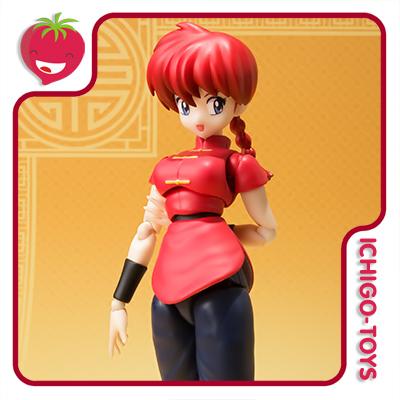 S.H. Figuarts - Ranma Saotome - Ranma 1/2  - Ichigo-Toys Colecionáveis