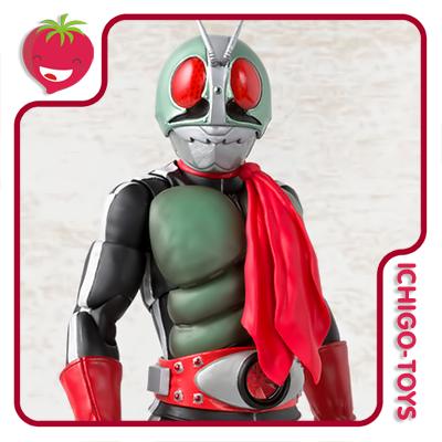 S.H. Figuarts Shinkocchou Seihou - Masked Rider 2 - Masked Rider  - Ichigo-Toys Colecionáveis
