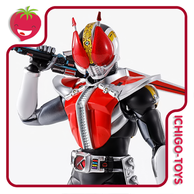 S.H. Figuarts Shinkocchou Seihou - Masked Rider Den-O Sword Form/Gun Form - Masked Rider Den-O  - Ichigo-Toys Colecionáveis
