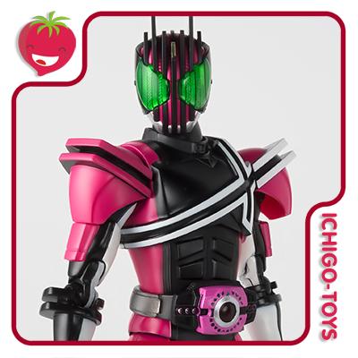 S.H. Figuarts Shinkocchou Seihou Tamashii Web Exclusive - Masked Rider Decade Neo Decadriver - Masked Rider Decade  - Ichigo-Toys Colecionáveis
