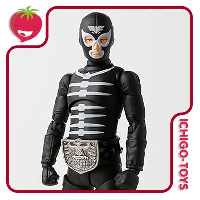 S.H. Figuarts - Shocker Combatmen (Bone) - Masked Rider  - Ichigo-Toys Colecionáveis