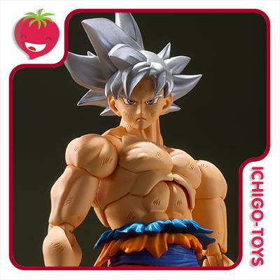 S.H. Figuarts - Son Goku Ultra Instinct - Dragon Ball Super  - Ichigo-Toys Colecionáveis